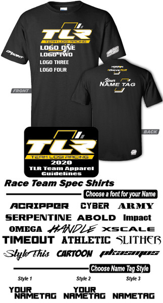 2020 TLR Race Spec Tee