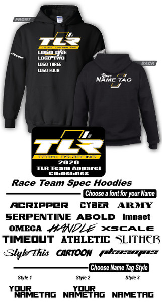 2020 TLR Race Spec Hoodie