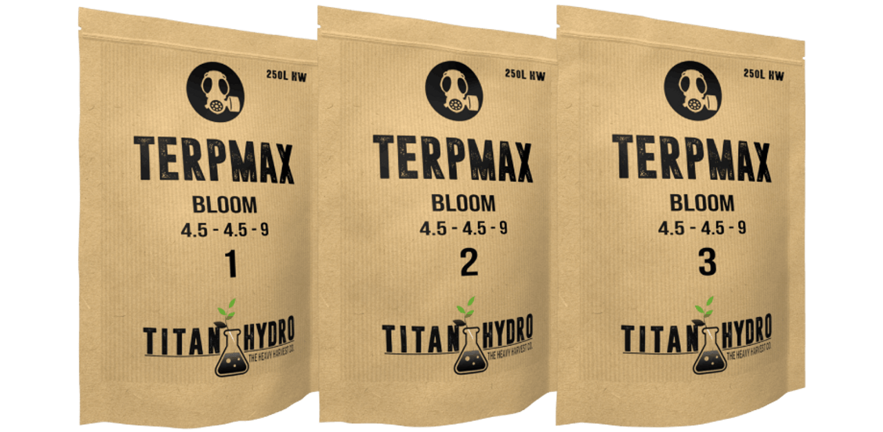 TERPMAX BLOOM 3 PART FEED