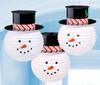 Snowmen Hangers (Set of 3)
