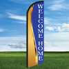 Goldness Gracious Blue: Welcome Home- Widebody Windleasers 24/7 Flag Only