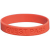 Adult Silicone Guest Pass Coral
