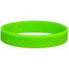 Youth Silicone Pool Pass (Green)