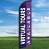 Sapphire Skies: Virtual Tours Available -Windleasers 24/7 Widebody Flag