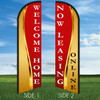Goldness Gracious:Now Leasing Online TWO-SIDED Flag Only Windleasers 24/7 Widebody