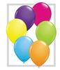 "11"" Tropical Latex Balloon Assortment"
