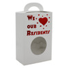 Window Tote  We Love Our Residents
