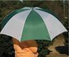 Green Golf Umbrellas -Keep prospects dry