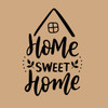 Home Sweet Home Tote