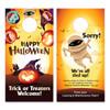 Happy Halloween Trick or Treat Doorhanger
