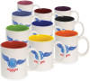 Full Color Accent Mug 11 Oz.