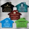 Full Custom Full Color Apt Home Magnets