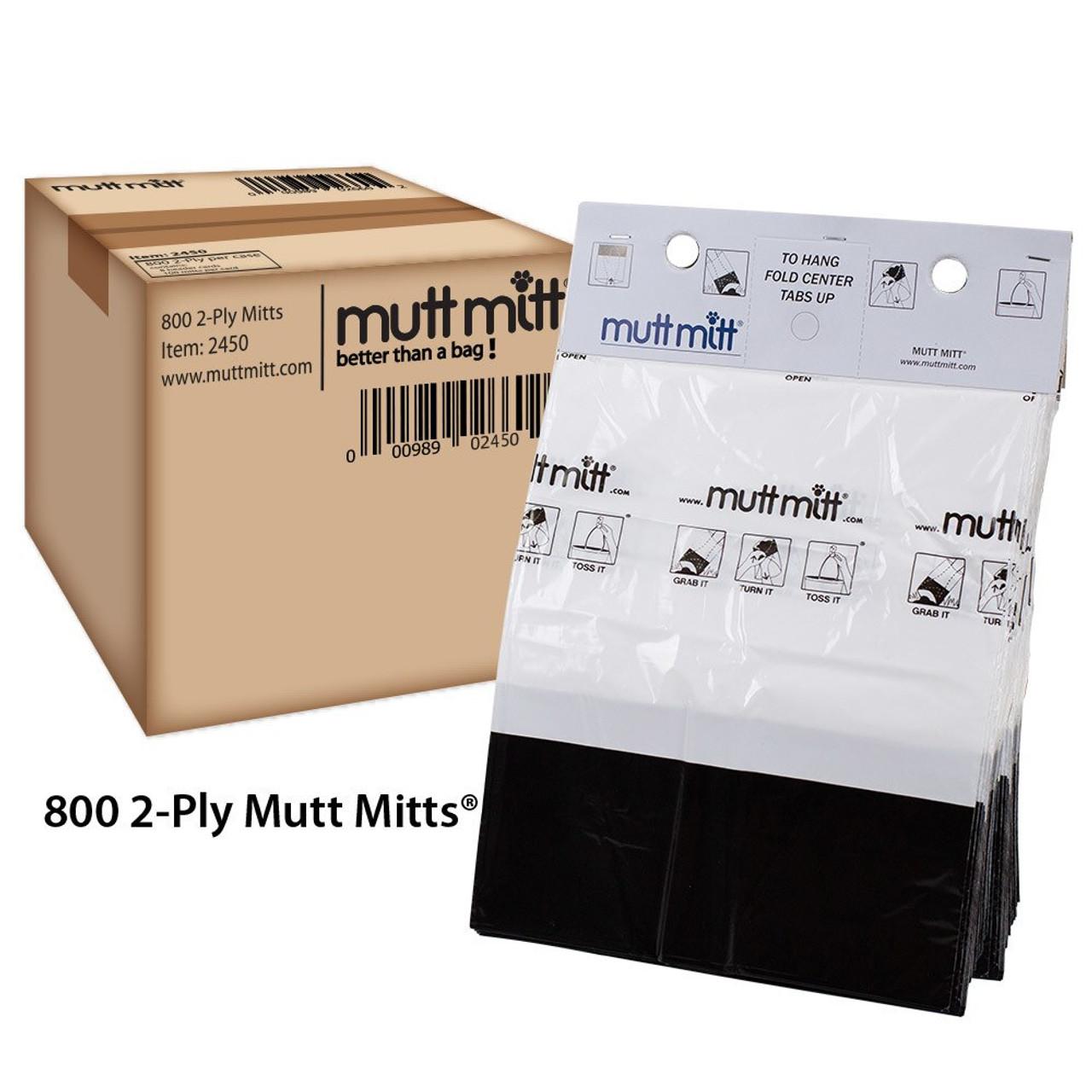 Mutt Mitt® 2-Ply (800 per case)