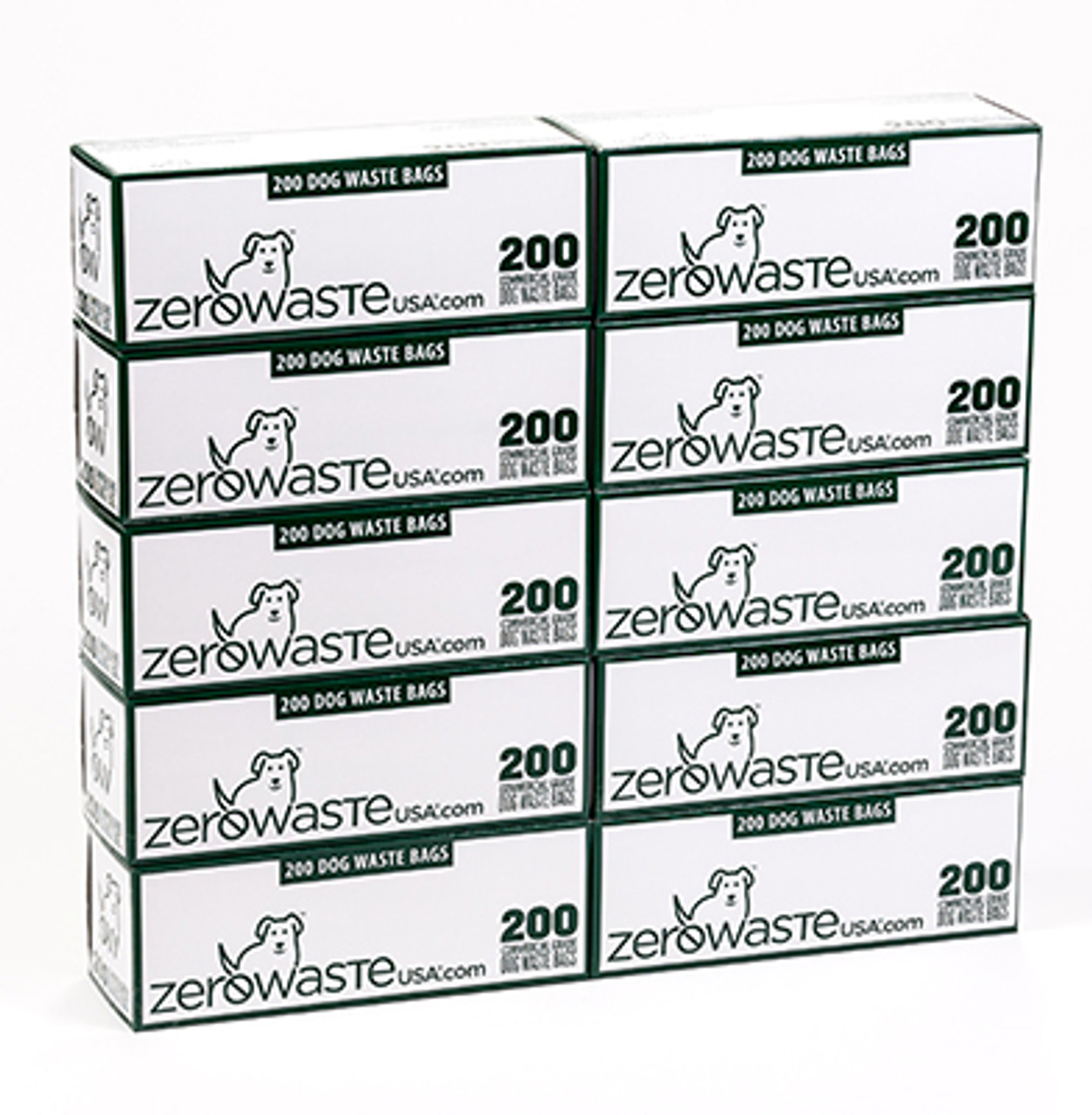 Roll Bags Case of 2000 Bags