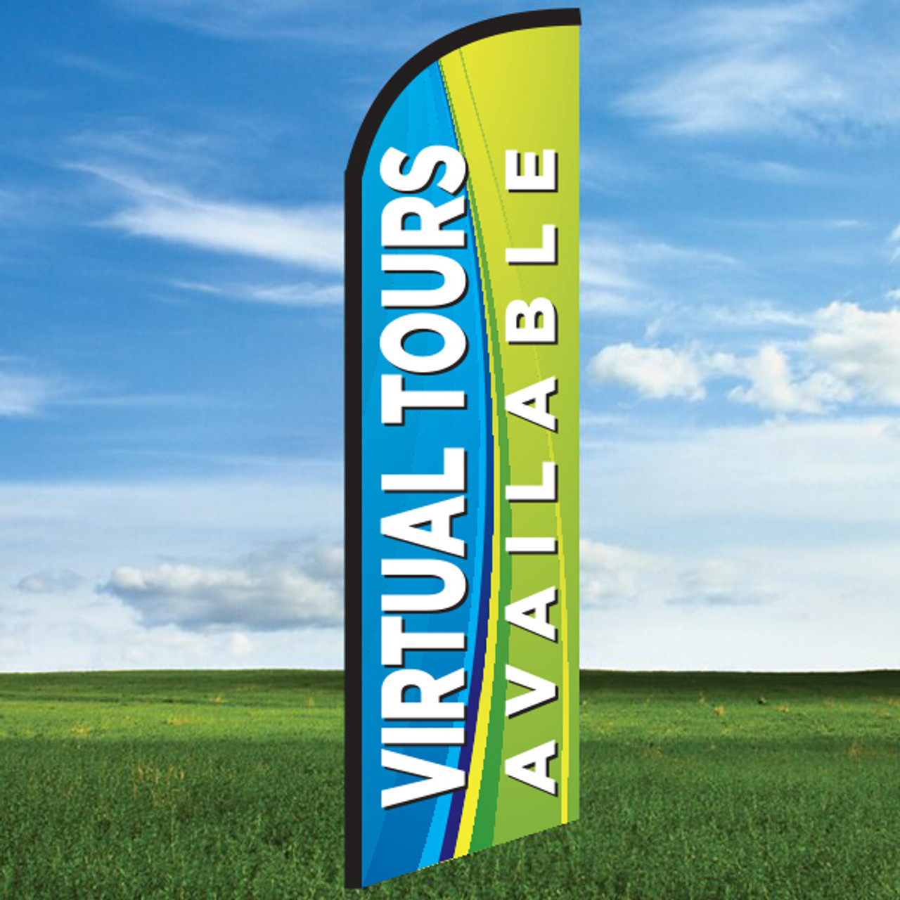 Coastal Waves: Virtual Tours Available-Windleasers 24/7 Widebody Flag