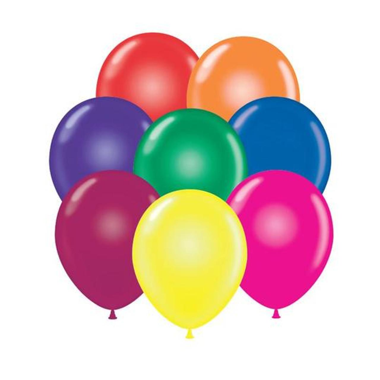 "11"" Classic Latex Balloon Assortment"