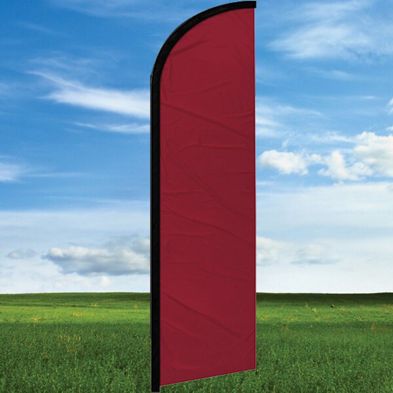 Burgundy-Windleasers 24/7 Widebody Flag Only
