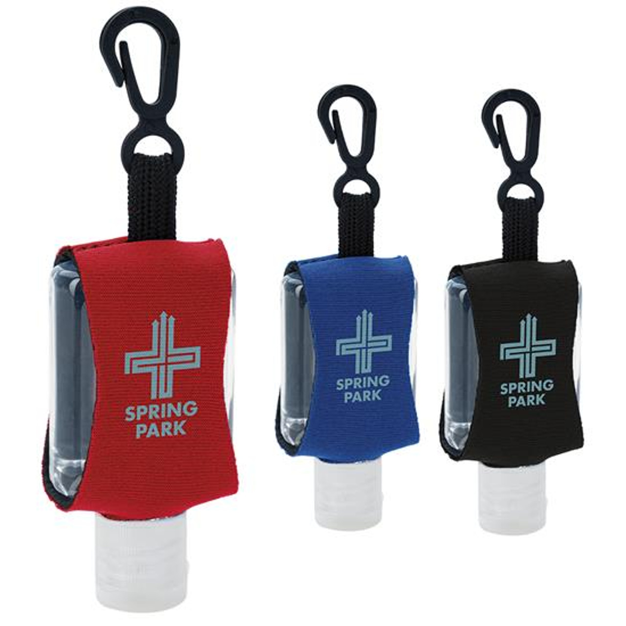 Hand Sanitizer with Leash .5 oz