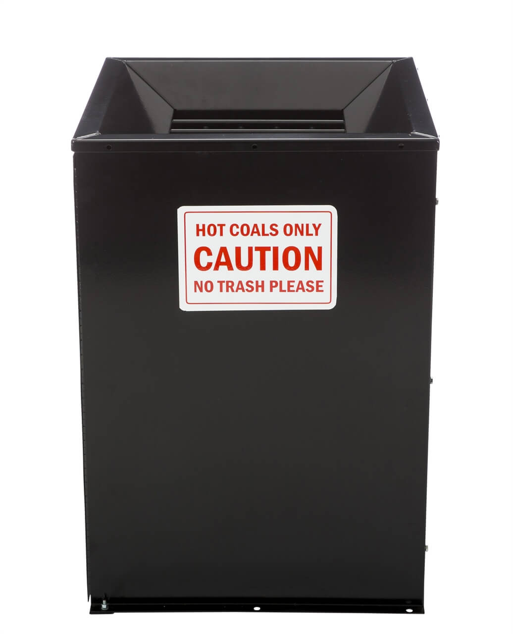 Hot Coal Bin for Grill