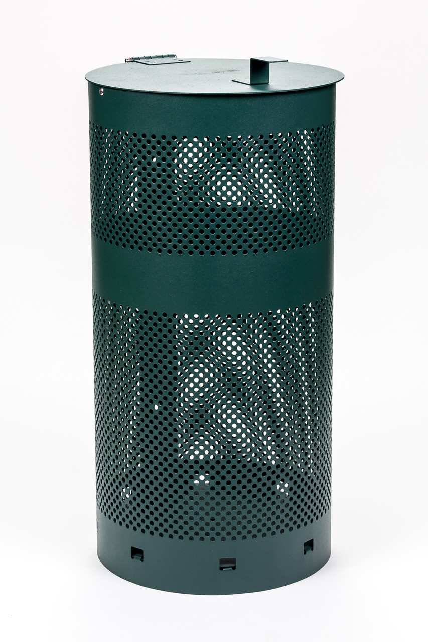 10-Gallon Heavy Duty Mesh Can Only