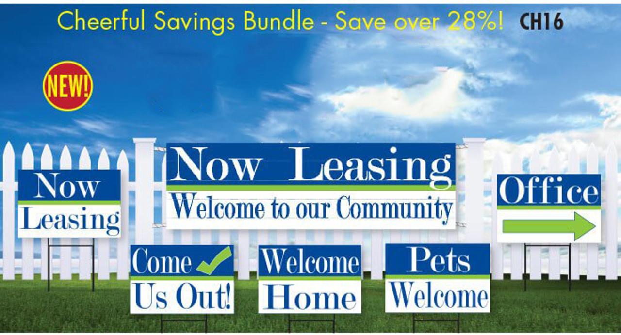 Cheerful Savings Bundle