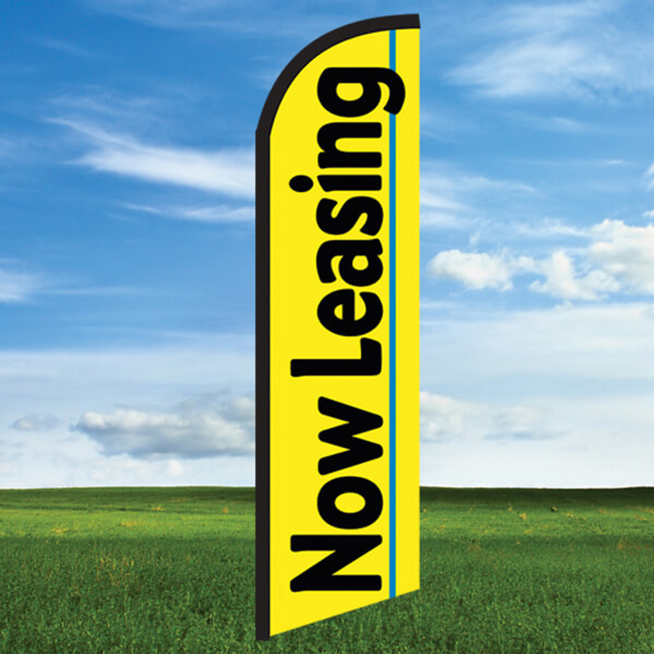 Yellow: Now Leasing- Windleasers 24/7 Widebody Flag