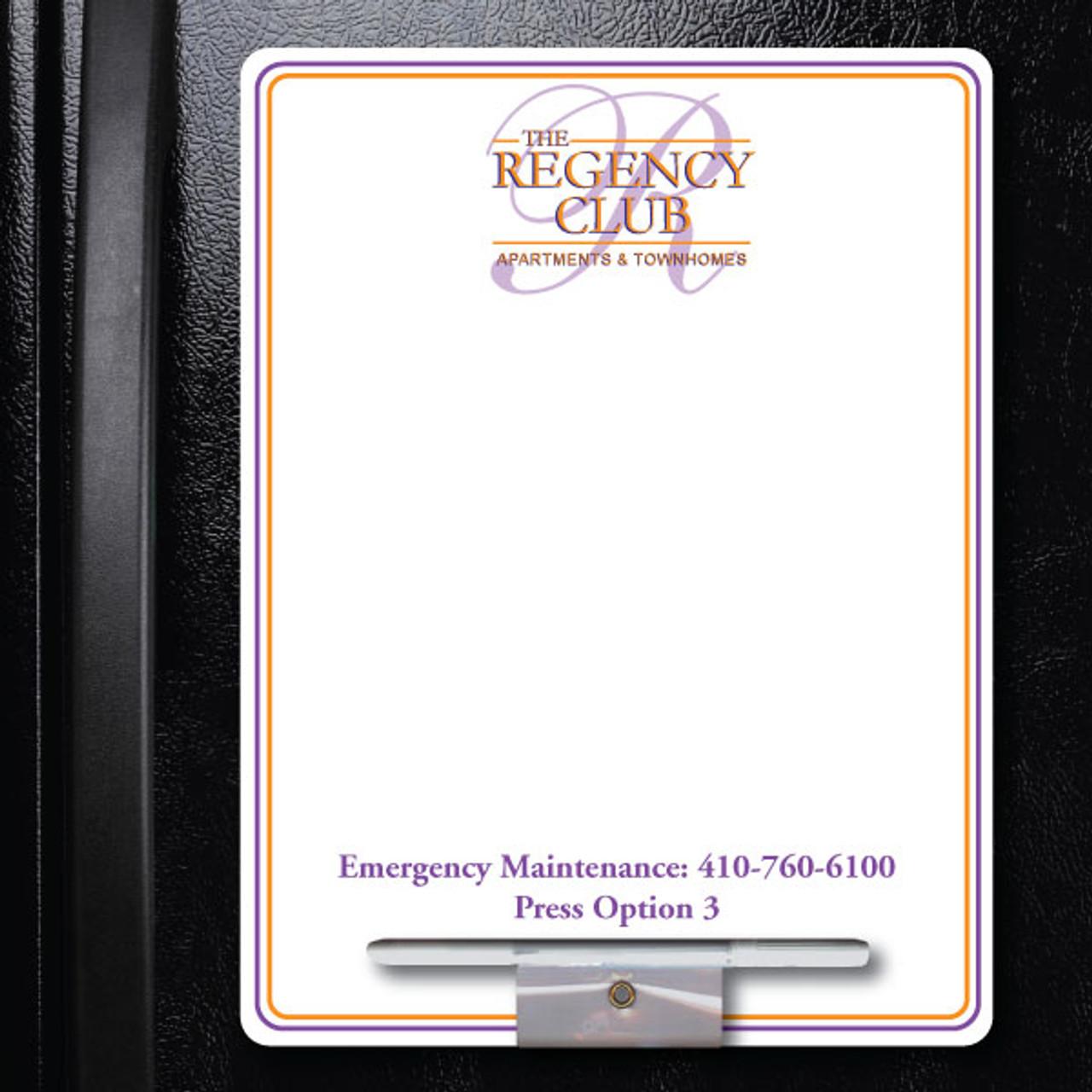 Magnetic Attention Boards - Full Custom