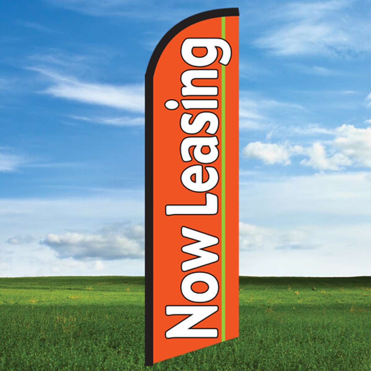 Now Leasing Orange- Windleasers 24/7 Widebody Flag Only