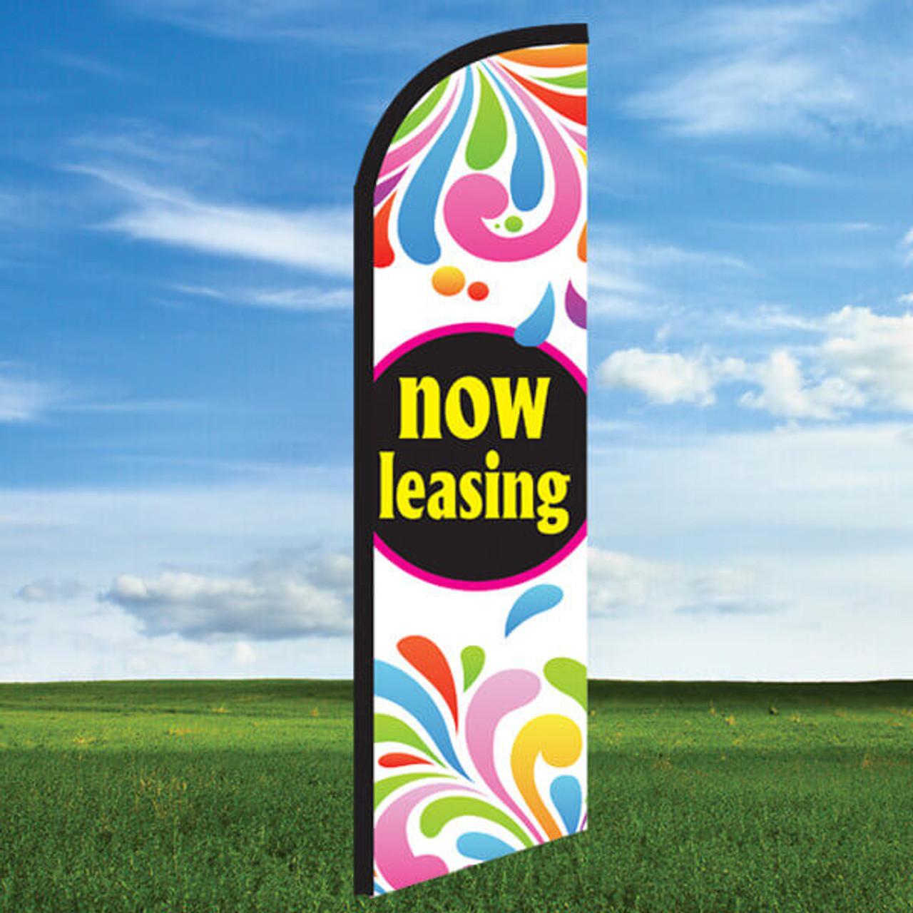 Splash: Now Leasing-Windleasers 24/7 Widebody Flag
