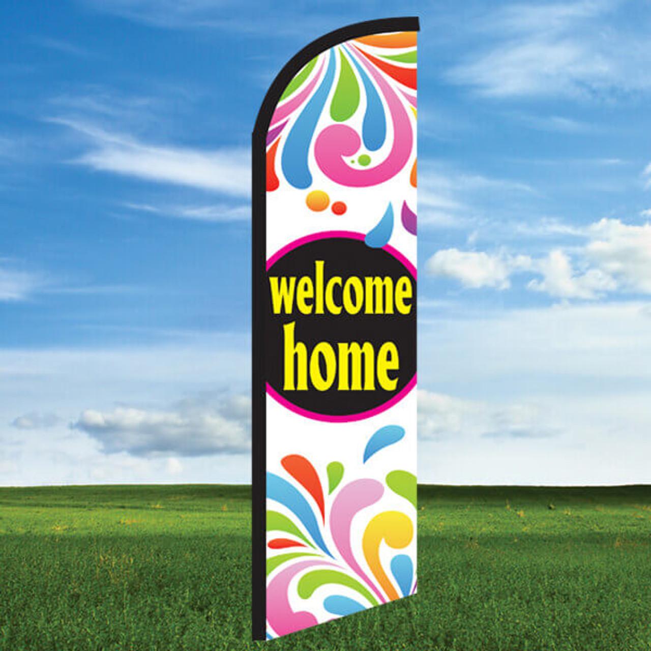 Splash: Welcome Home- Windleasers 24/7 Widebody Flag