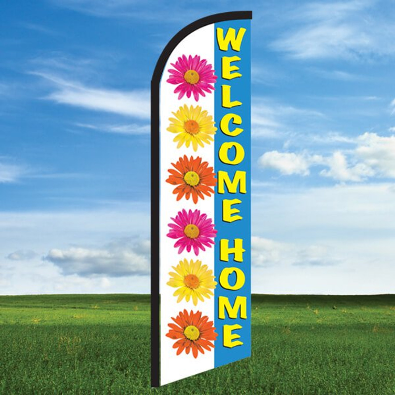 Bloom: Welcome Home- Windleasers 24/7 Widebody Flag