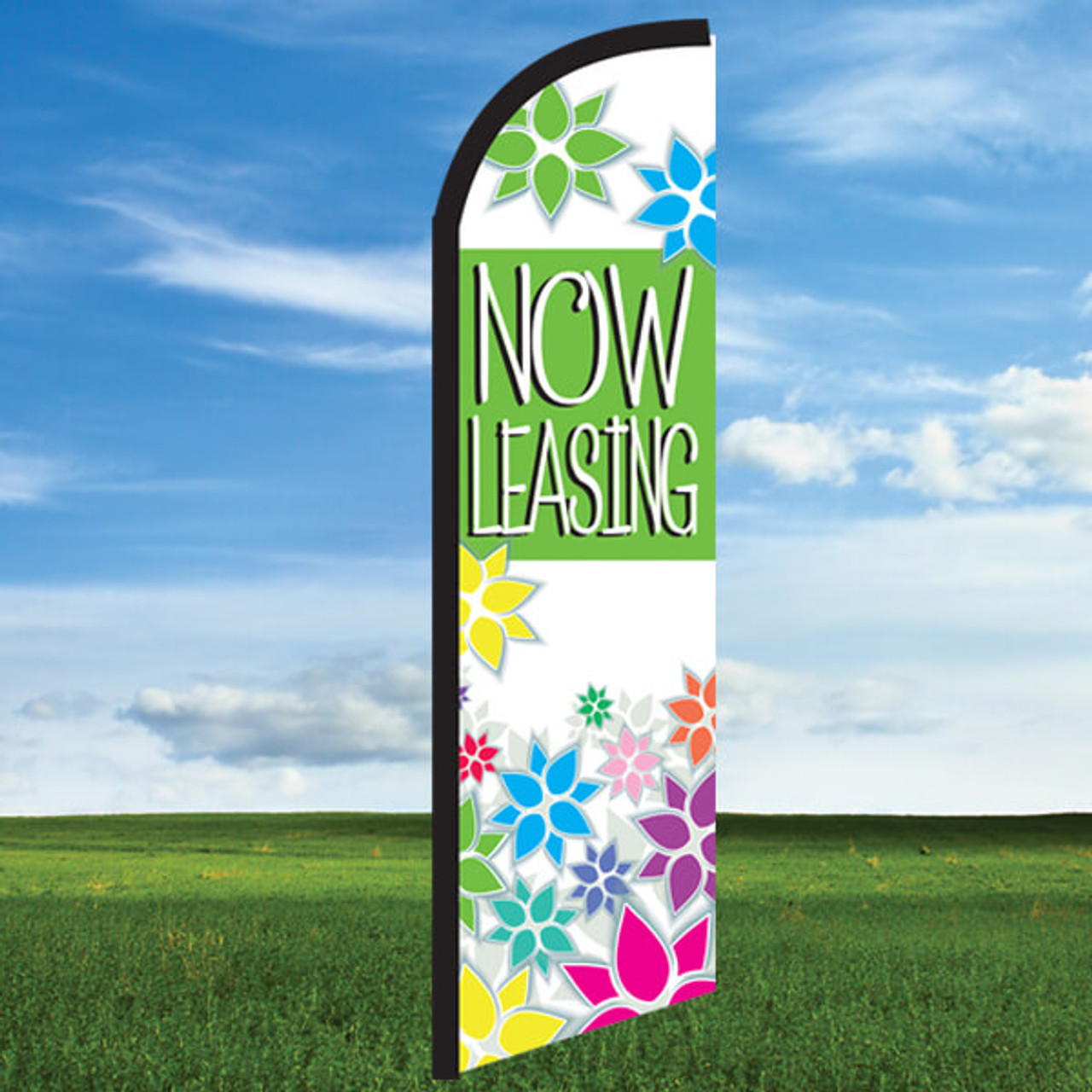Festive Flowers: Now Leasing- Widebody Windleasers 24/7 Flag Only