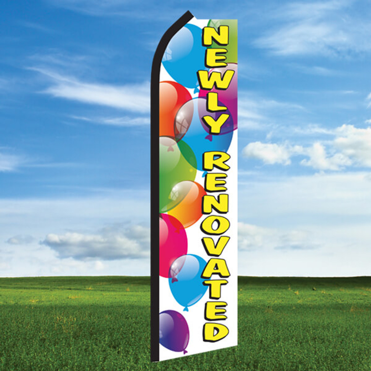 Balloon Away: Newly Renovated-Windleaser Classic Flag Only