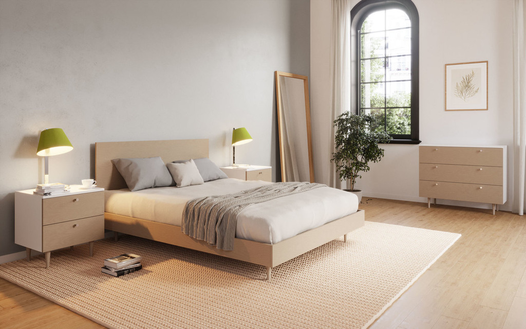 Ulm Queen Bed