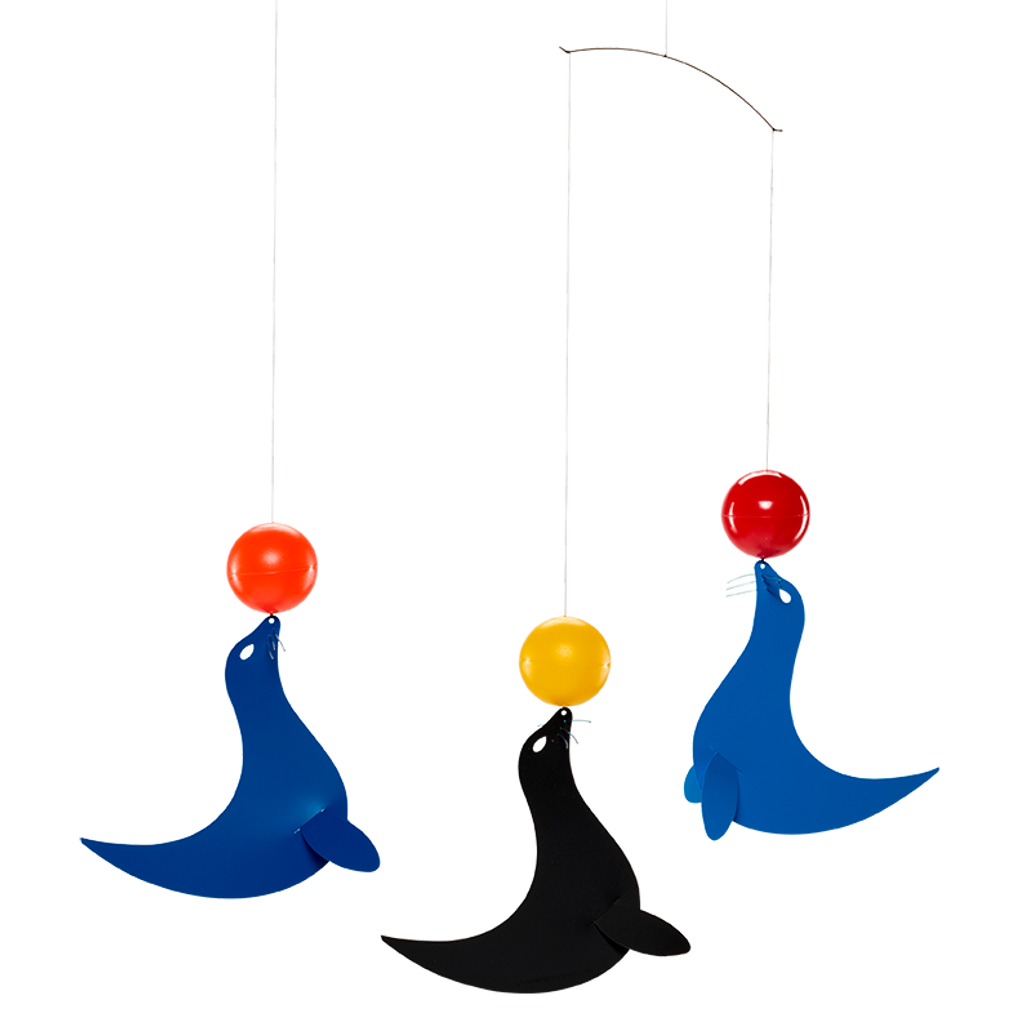 Flensted Mobiles  - Happy Sealions