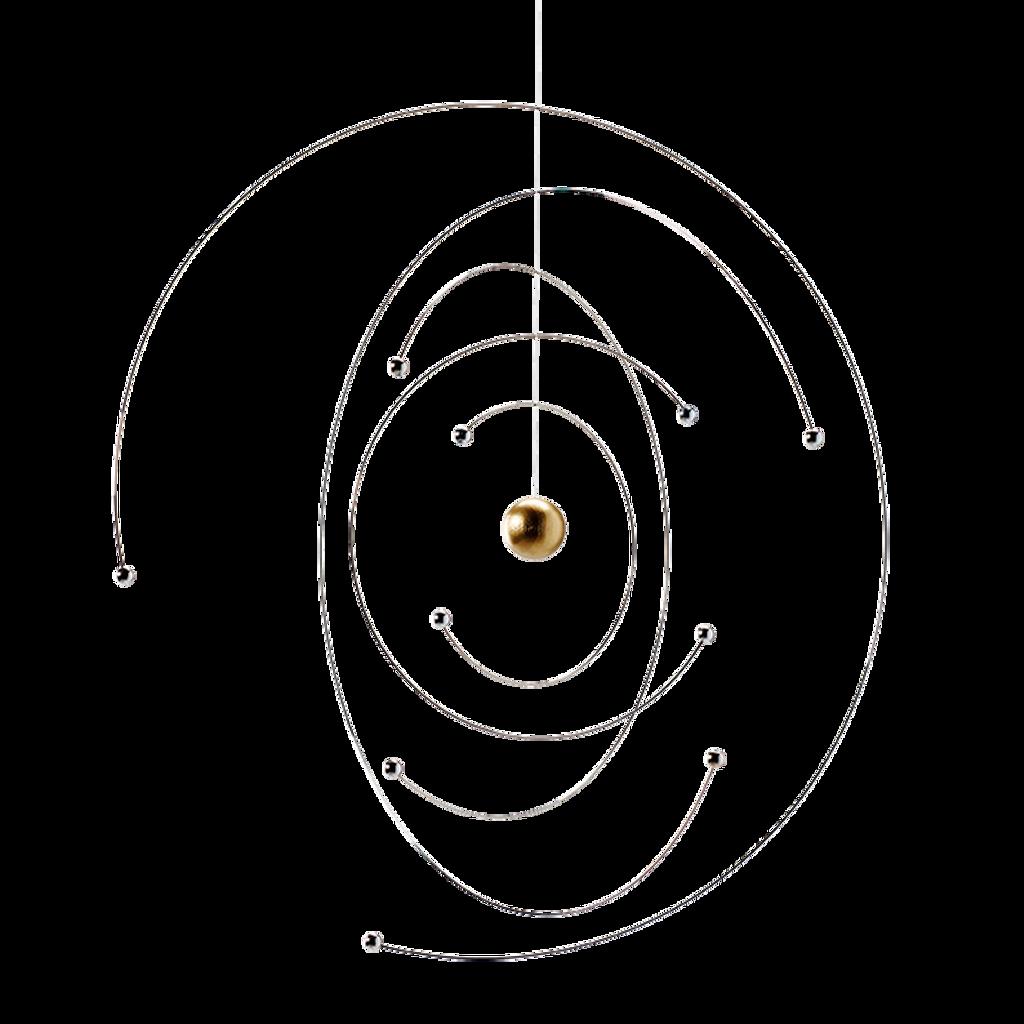 Flensted Mobiles  - Niels Bohr Atom