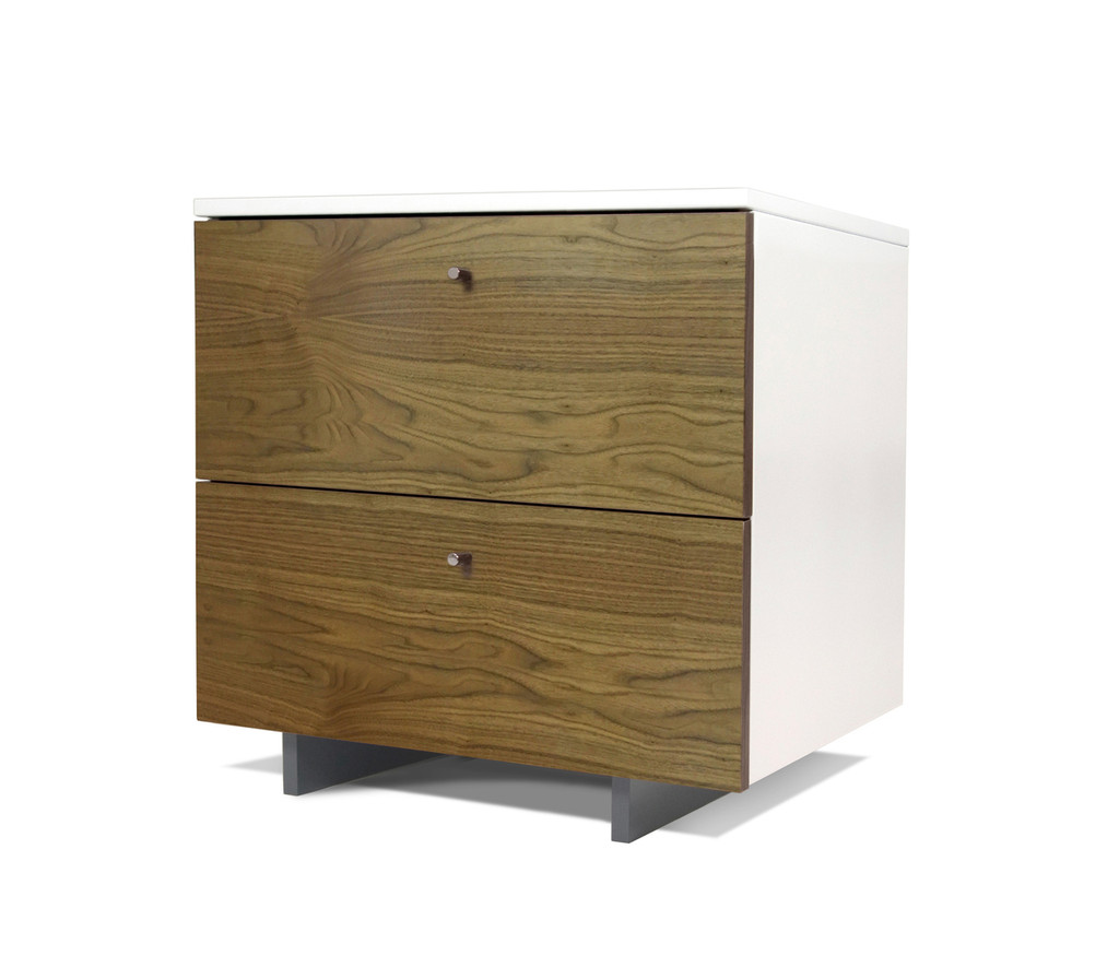 Roh Nightstand Walnut/Finish