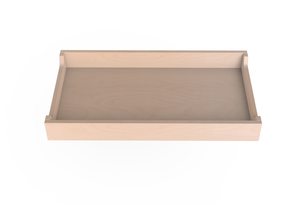 Birch Changing Tray