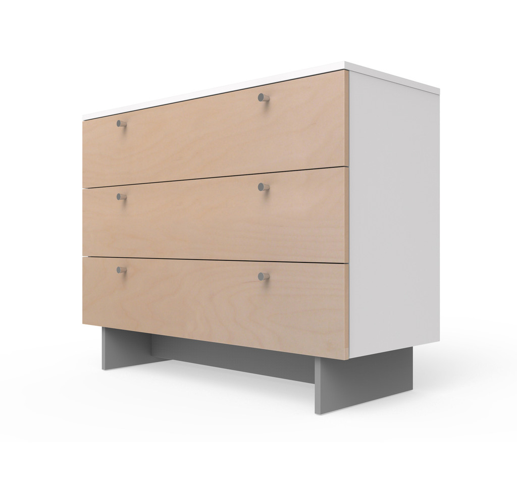 Roh Dresser Birch Finish