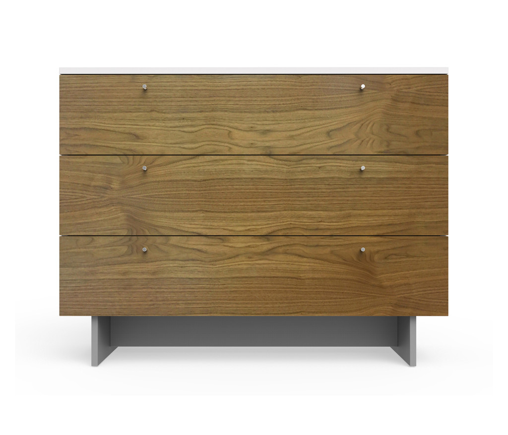 Roh Dresser Walnut Finish