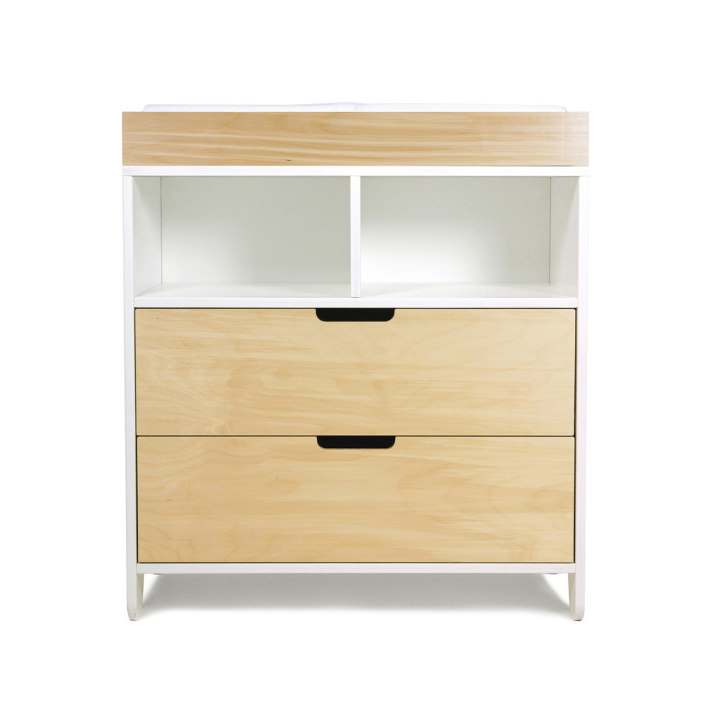 Hiya Dresser with birch drawers