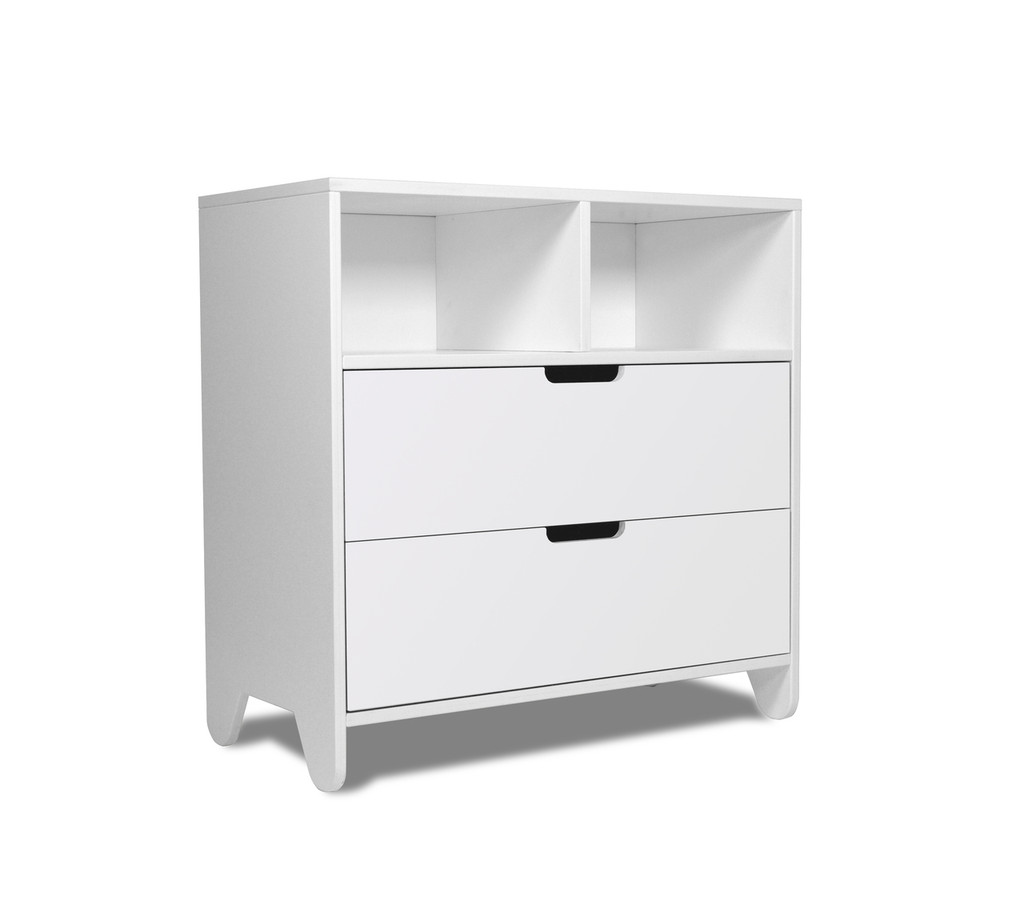Hiya Dresser with white drawers