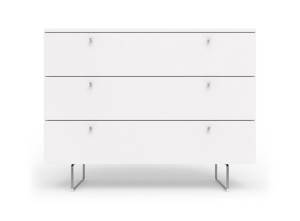 Alto Dresser White Drawer fronts