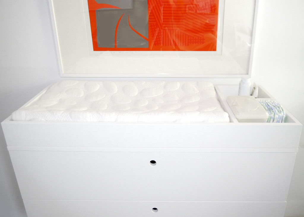 """Changing Tray - 45"""" Wide"""