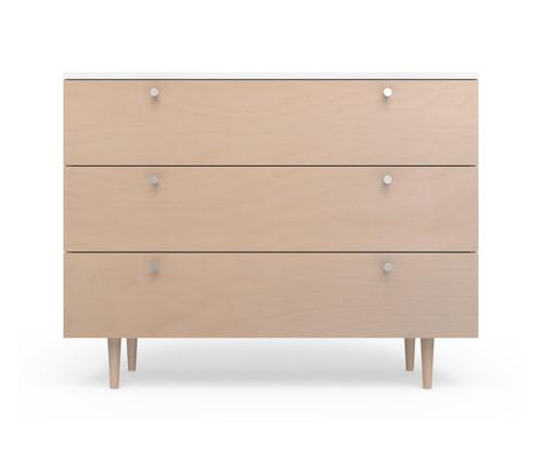 """Ulm 45"""" Birch, Wide Dresser"""