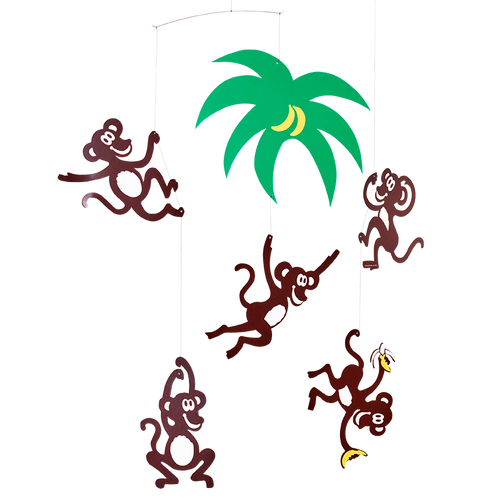Flensted Mobiles  - Monkey Tree