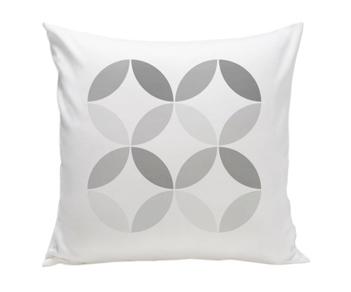 Big Tops Pillow - Grey