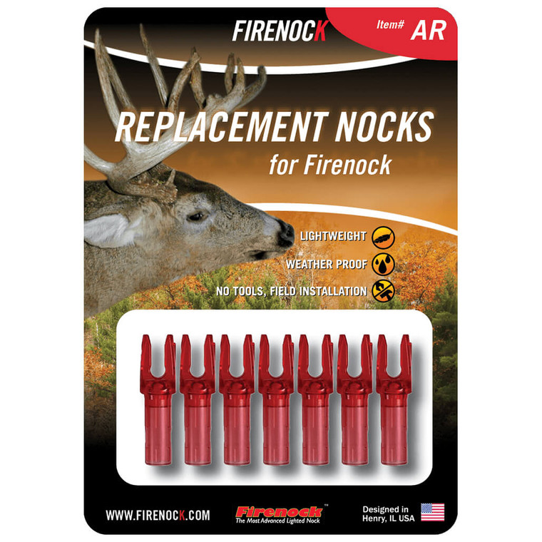 The Firenock AR pack, the most common color choice of this style.