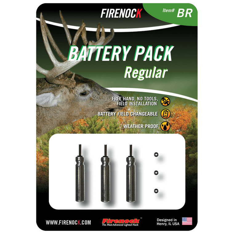 The BR battery is the ideal winter season battery.  Available fresh every year, the BR battery handles temperatures as low as -17F but no higher than 80F.