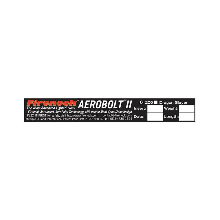 """AeroBolt II-200 v2.0 20"""" (3)"""